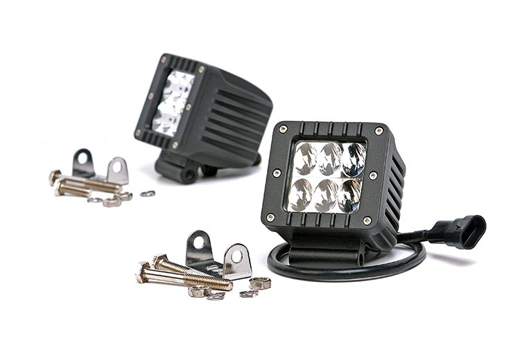 2-inch Square Cree LED Lights